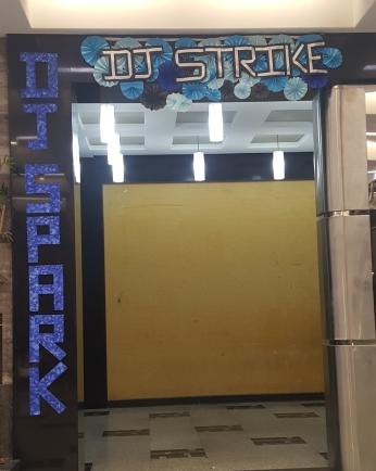 DJ SPARK AND DJ STRIKE